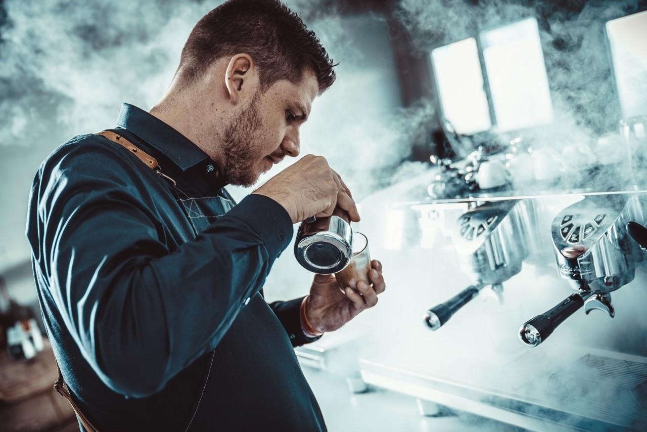 Tim und Sebastians Kaffeezubereitung