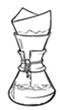 Tim und Sebastian Kaffeezubereitung in der Chemex