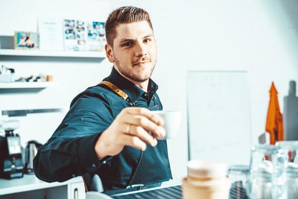Tim und Sebastians Kaffeerösterei