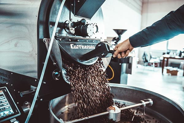 Tim und Sebastian Kaffeerösterei