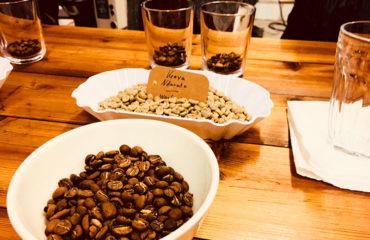 Kaffeebohnen Kenya Nduruta