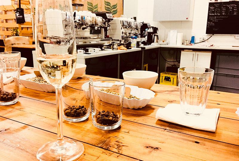 Atelier Steinbüchel Weihnachtsfeier bei Tim und Sebastians