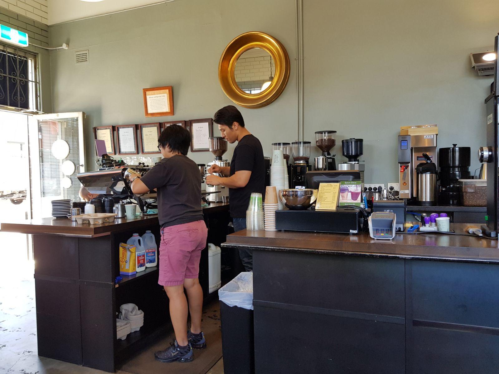 Specialty Coffee Sydney