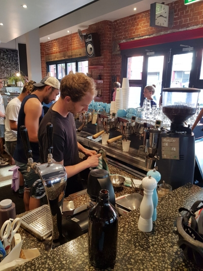Slayer Espressomaschine