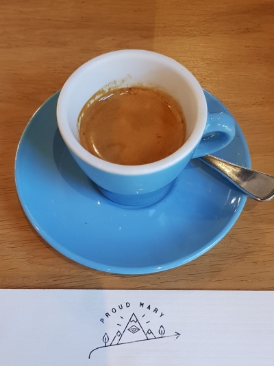 single Espressoshot