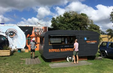 Specialty Coffee Culburra Beach Caravan Coffee Mobile Kaffeebar