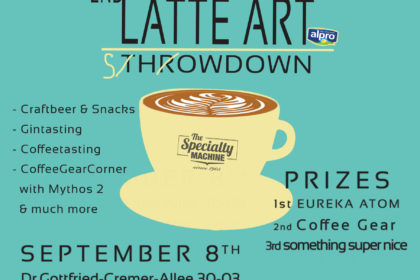 Latte Art Throwdown