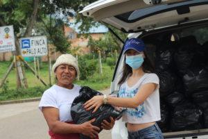 Spendenaktion Kolumbien