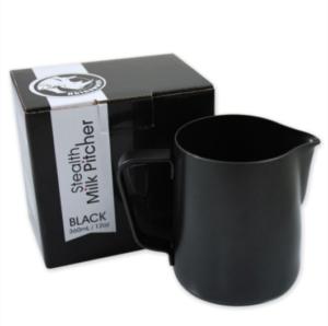 rhino-stealth-milk-pitcher-360ml-black