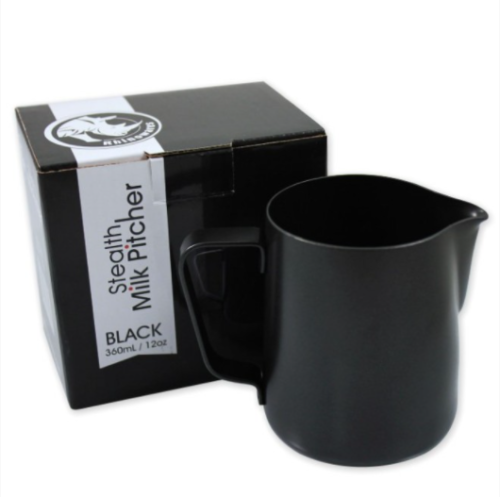 rhino-stealth-milk-pitcher-360ml-black